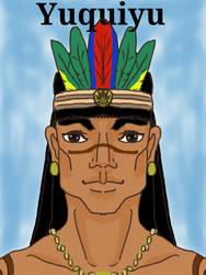Mythical Portraits : Yiquiyu (Yocahu) by MaggieRaven