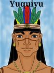Mythical Portraits : Yiquiyu (Yocahu)