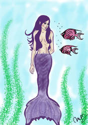 Mermay31 by MaggieRaven