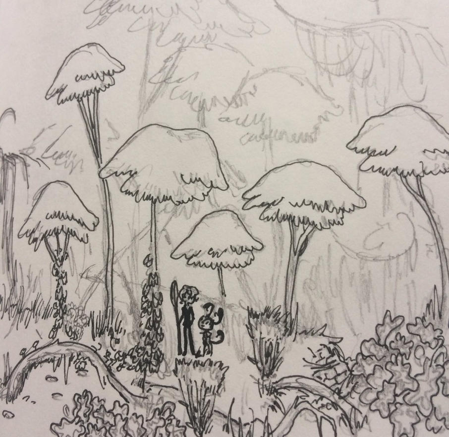 Chlorofieldsjungle by Lumdrop