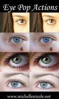 Eye Pop actions
