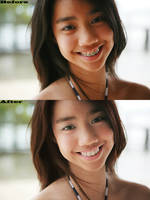 Before and After Retouch by chupla