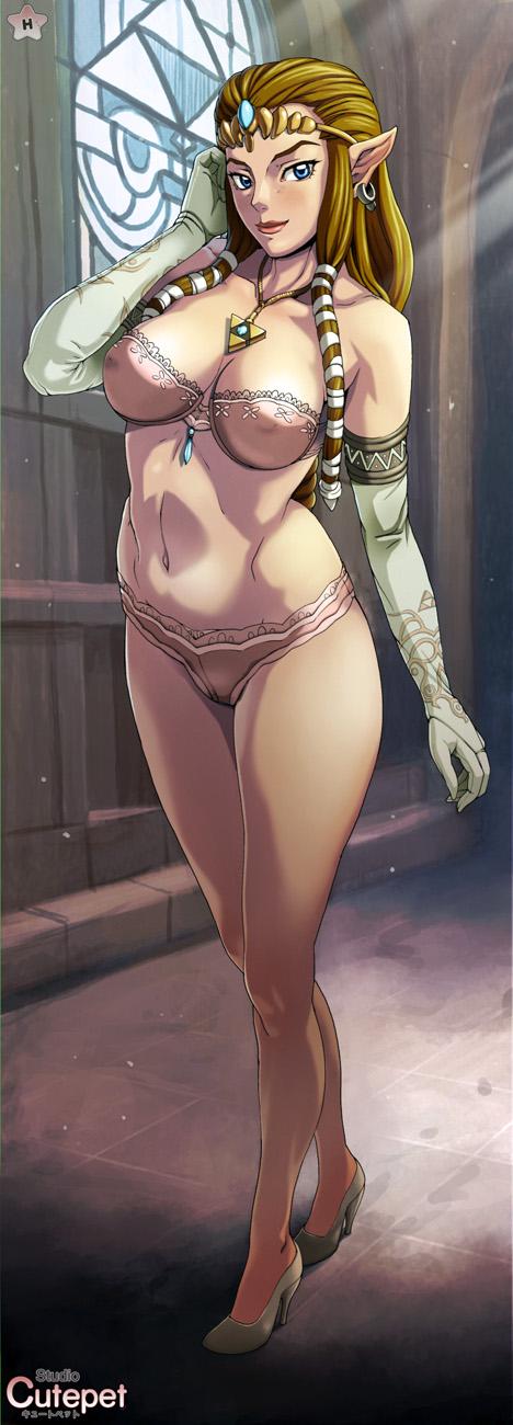 Hyrulian Princess by StudioCutepet