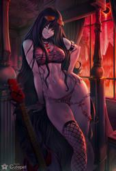 Vampire Queen by StudioCutepet