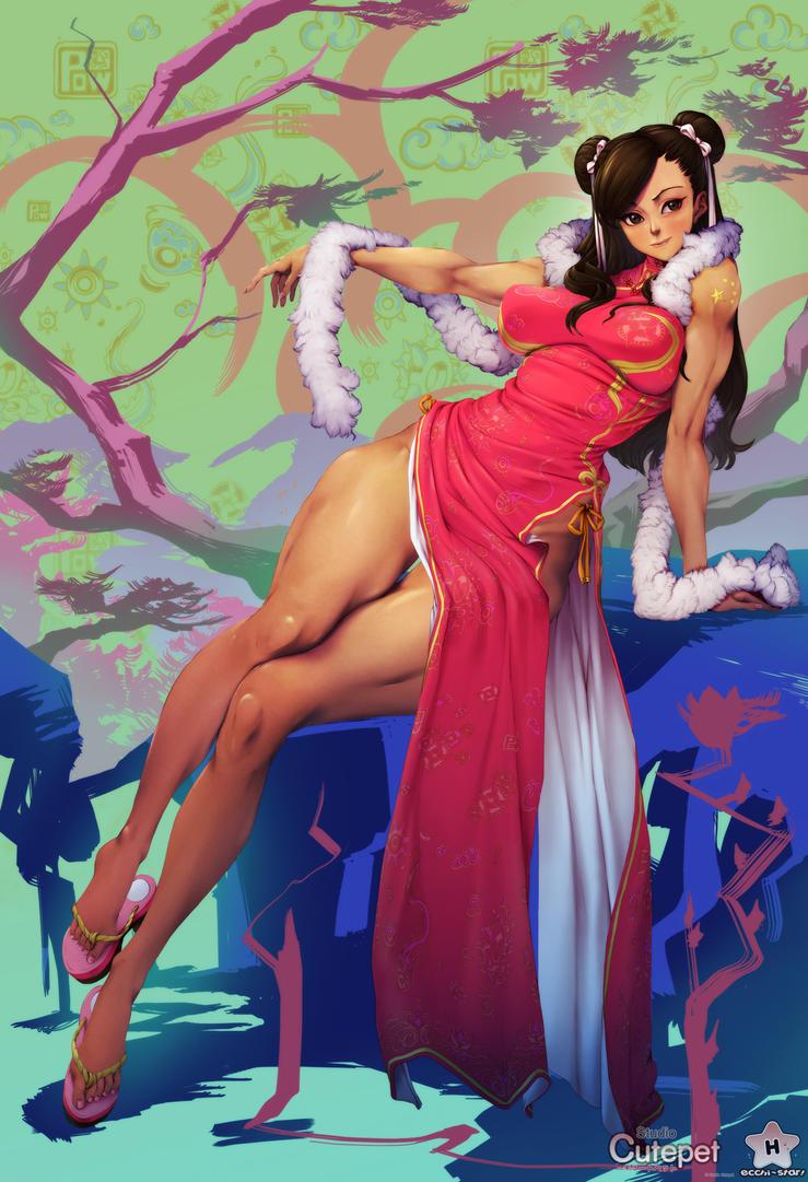Chun-Li by StudioCutepet
