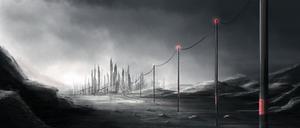 Abandoned Town by saveriosolari