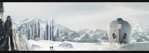 The Ice Breaker by saveriosolari