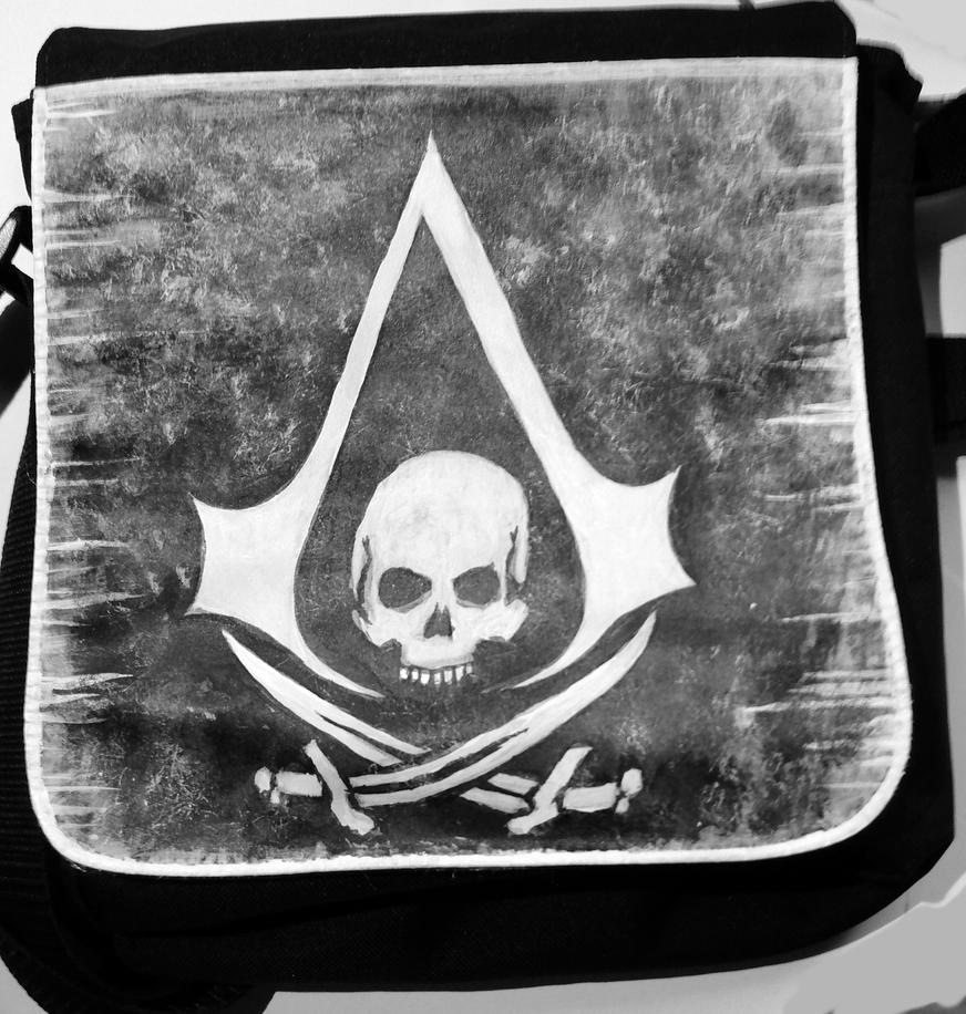New front of my Handbag by OkenNolatari