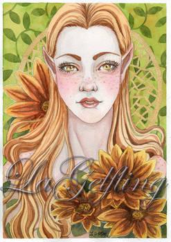 Sunflowers Faerie (2019)