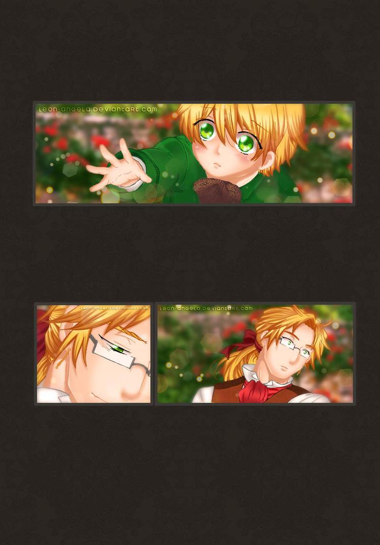 Pandora Hearts -oz by LEON-ANGELA