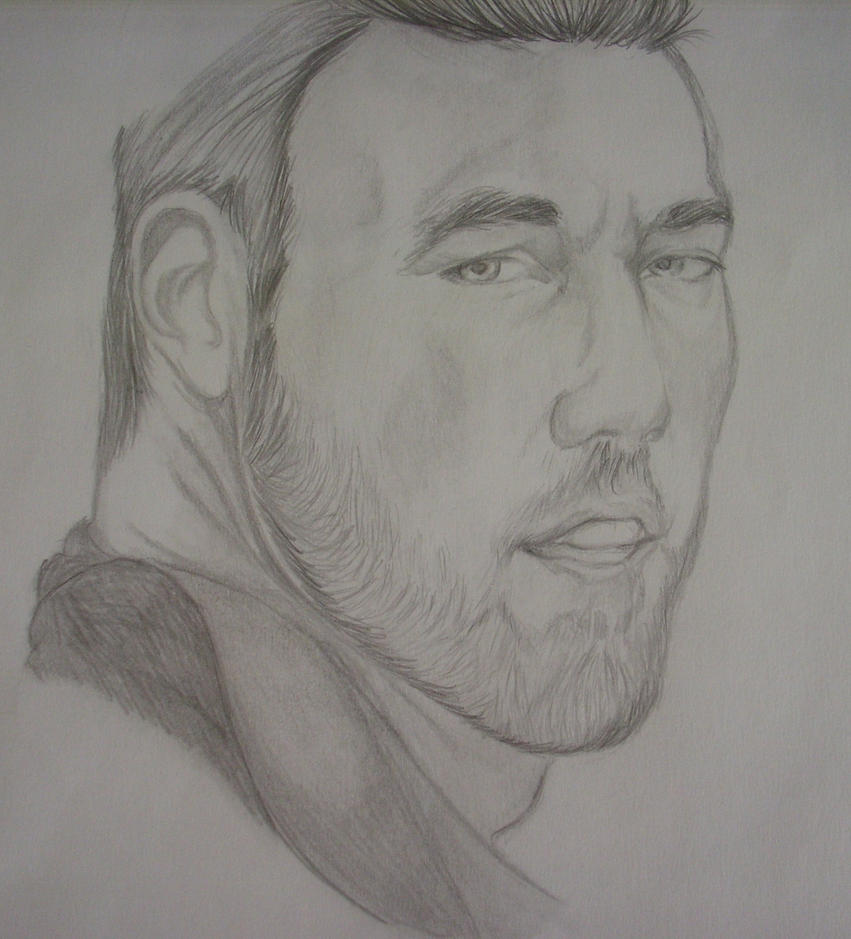 Keamy/ Kevin Durand from Lost. by kworking