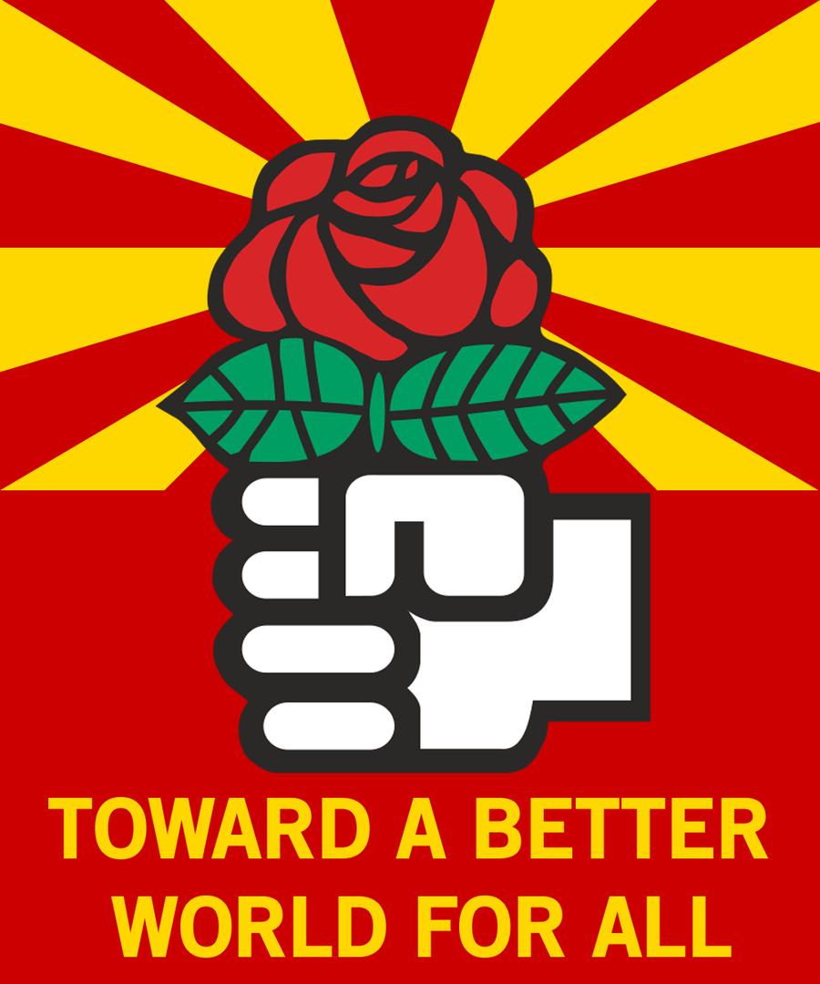 Socialist International Poster by BullMoose1912 on DeviantArt