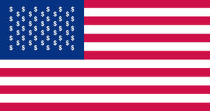 The New American Flag (USA Inc.) by BullMoose1912