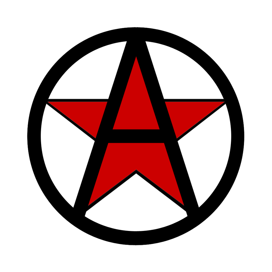 Socialist anarchist symbol by bullmoose1912 on deviantart socialist anarchist symbol by bullmoose1912 buycottarizona Gallery