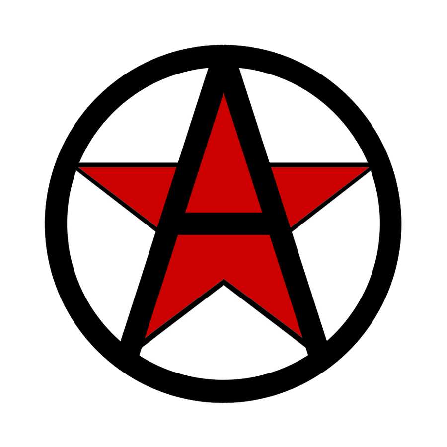 Anarcho Communist Symbol