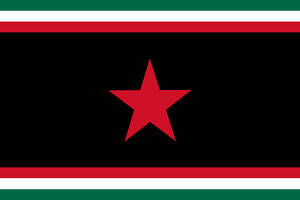 Flag of Zapatania (Alt-His) by BullMoose1912