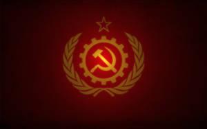 Communist Wallpaper by BullMoose1912