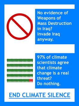 End Climate Silence