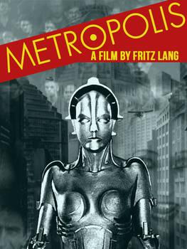 Metropolis Fan-Made Poster