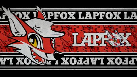 Lapfox Trax Wallpaper
