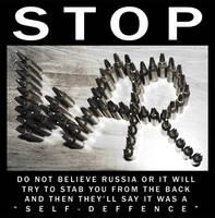 STOP WAR  -  STOP RUSSIA