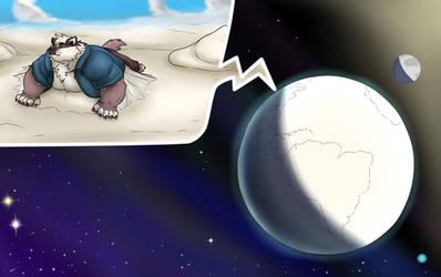 YCH - Baron Masive Planet Vore