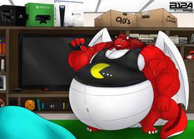 Argy's Gamer room