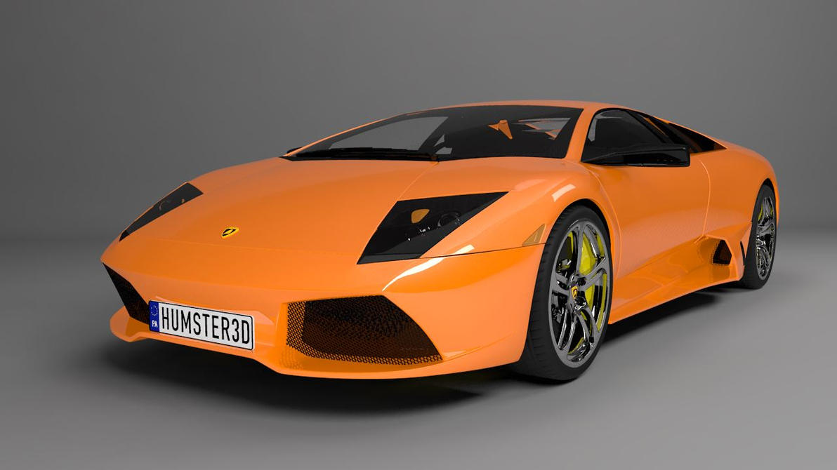 Lamborghini Lighting by Light-By-Sam