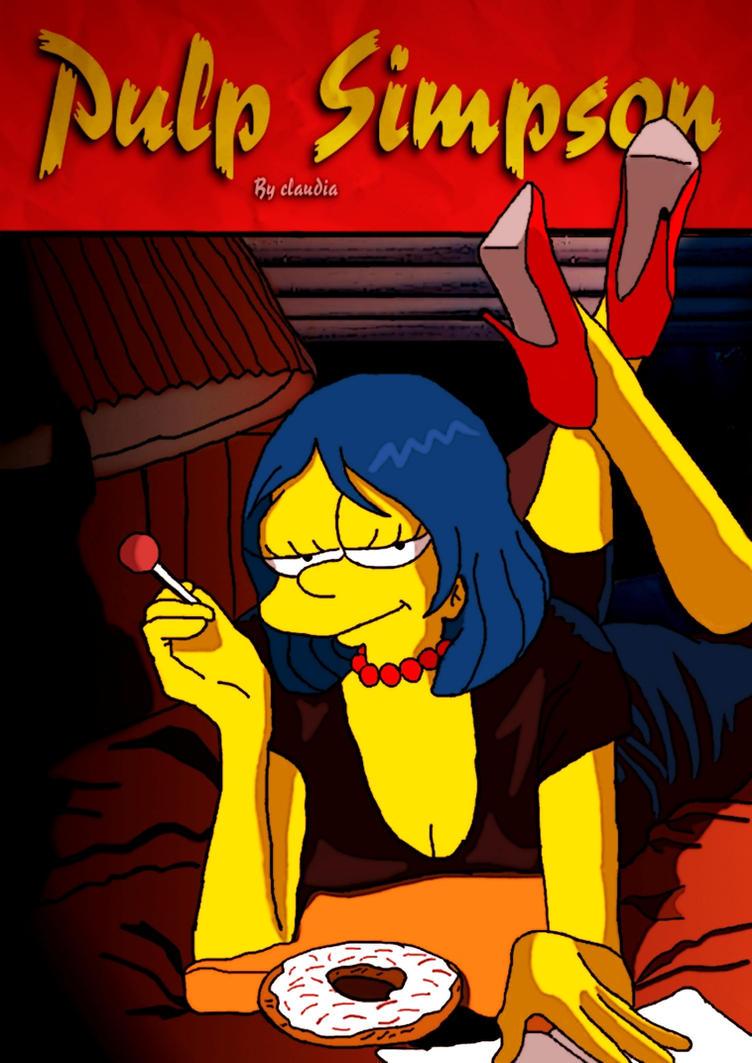 Pulp Simpson by Claudia-R