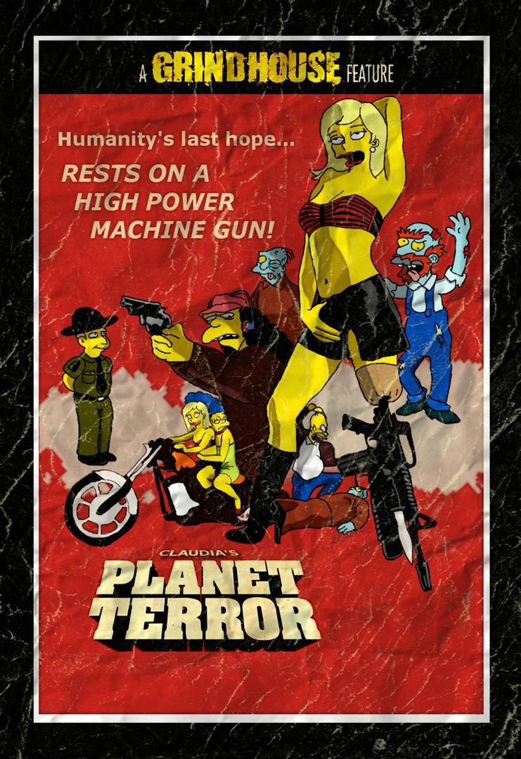 Planet Terror by Claudia-R