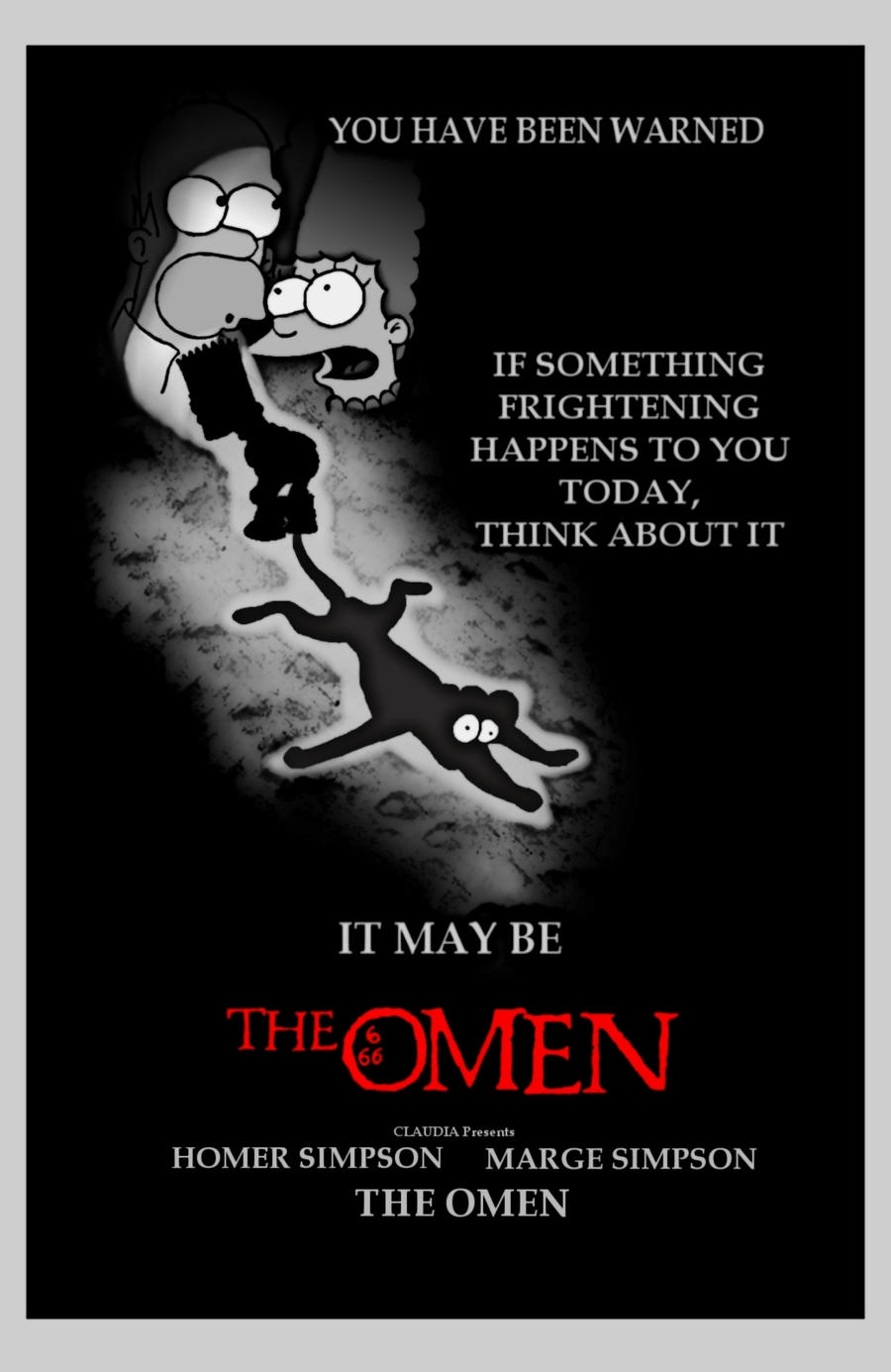 The Omen by Claudia-R
