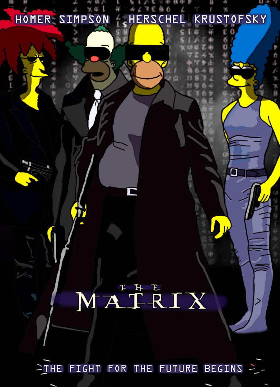 The Matrix by Claudia-R