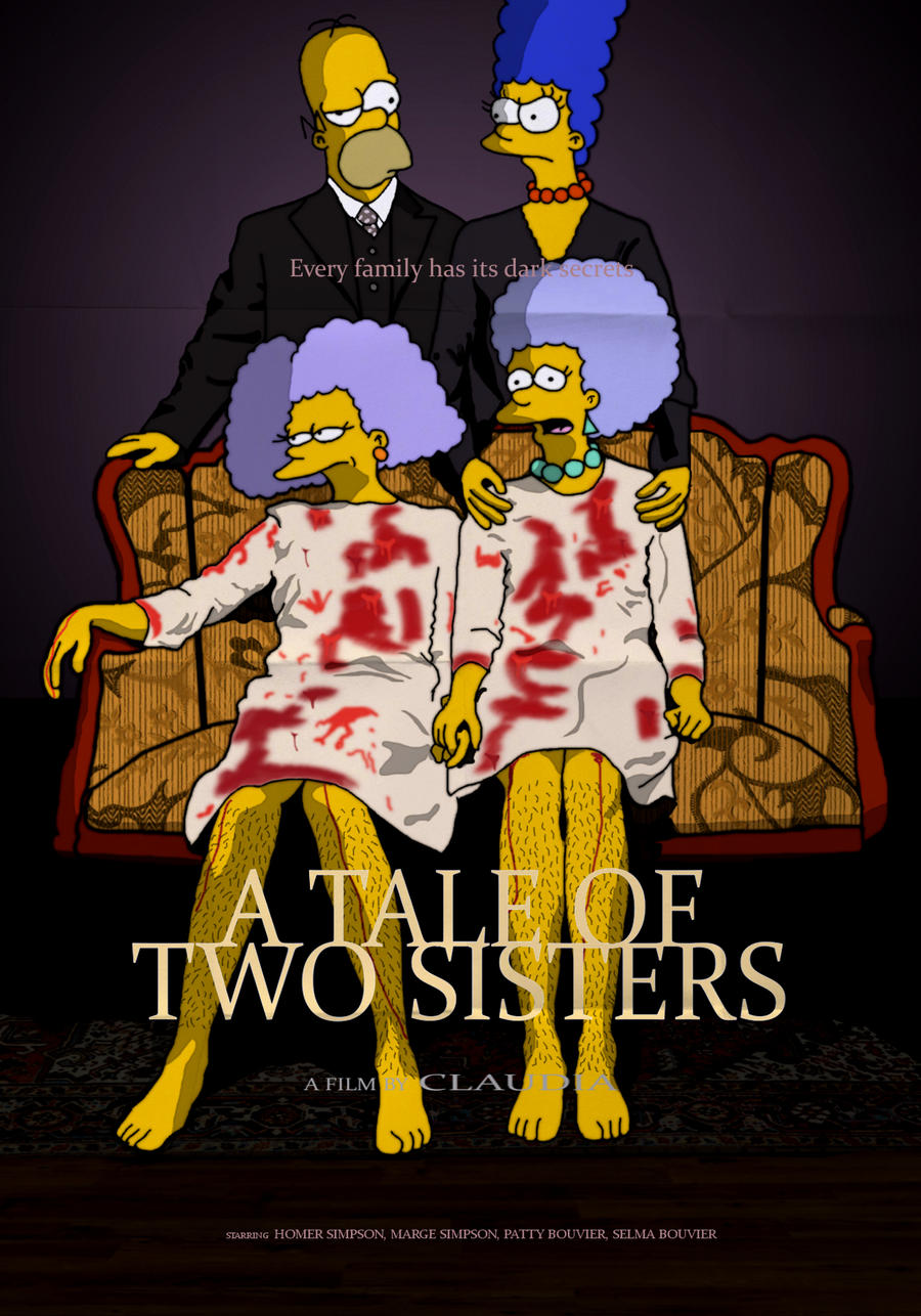 Um conto de duas irmãs de Claudia-R