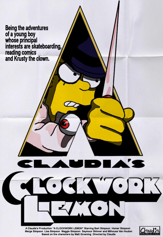 A Clockwork Lemon by Claudia-R