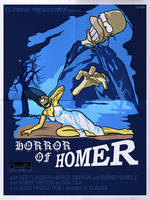 Horror of Homer by Claudia-R