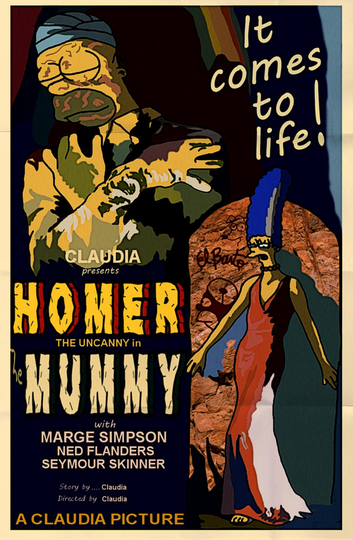 The Mummy by Claudia-R