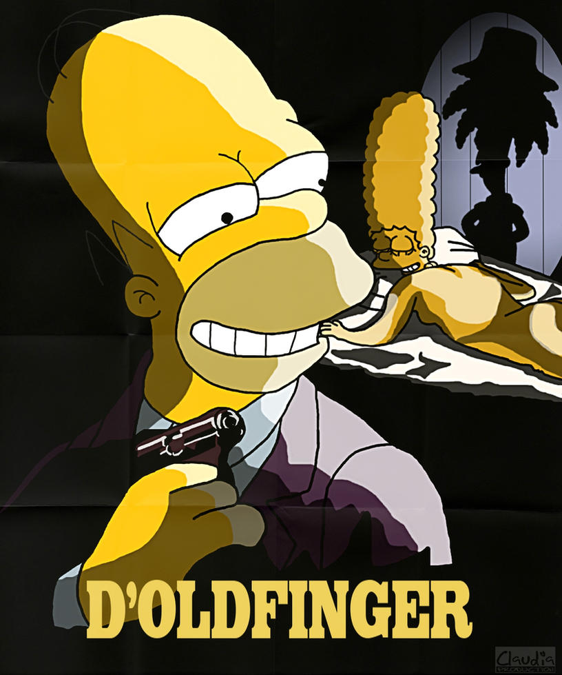 D'Oldfinger by Claudia-R