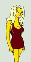 My Springfield avatar