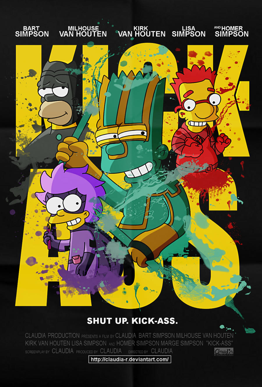 Kick-Ass by Claudia-R