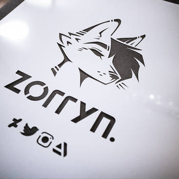 Stencil by zorryn