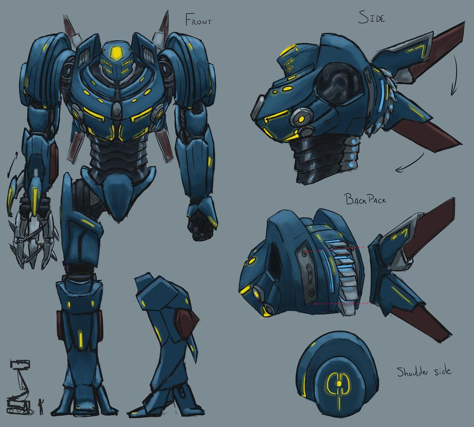 Impact Sigma - Jaeger by Keilink