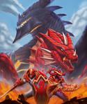 I'm a dragon !