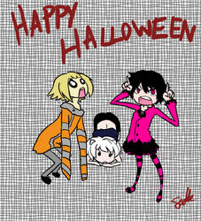 Very Scary Halloween Picture by SUDDI