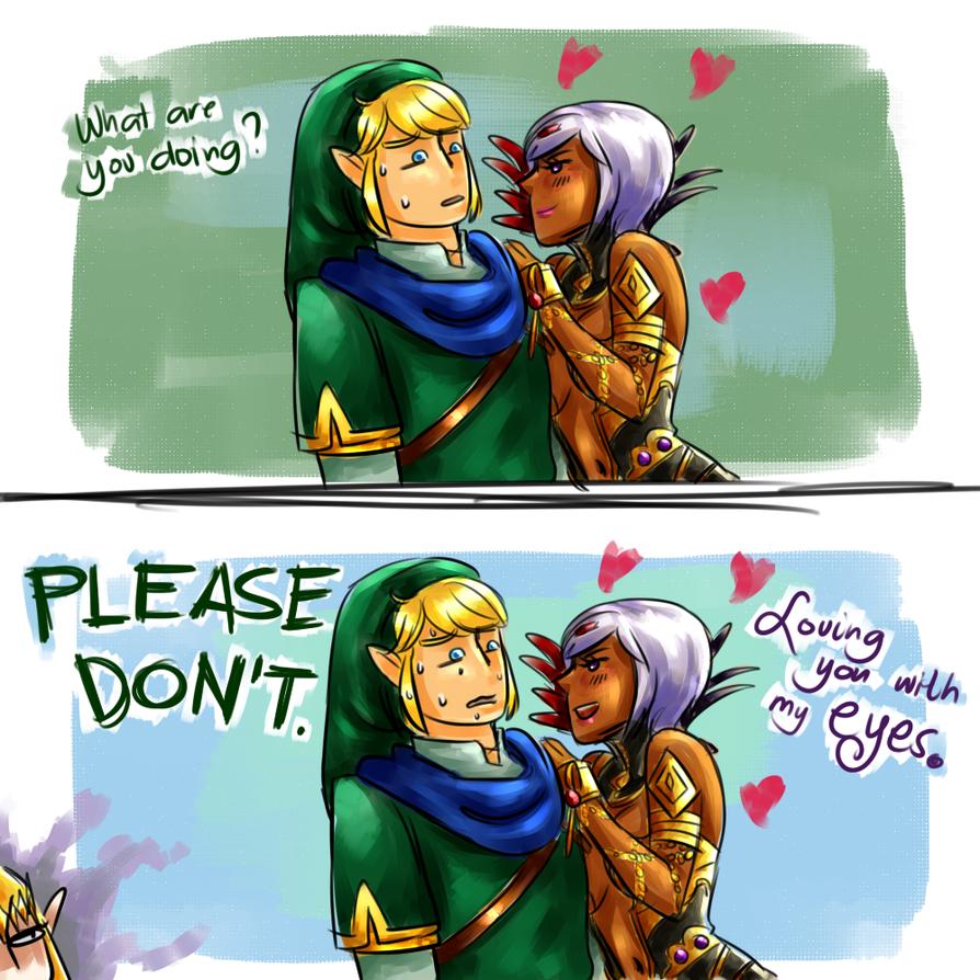 Hyrule Warriors Sfm: Zelda Comics By Dattebayo34 On DeviantArt