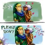 Zelda Comics