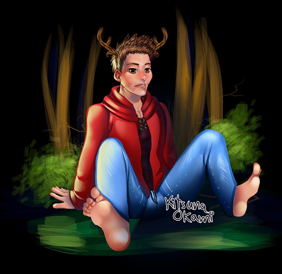 Deer Stiles by MysticSteph