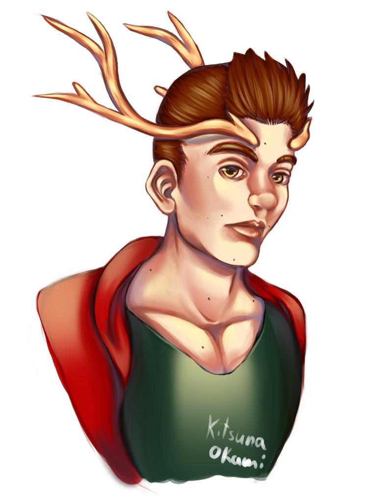 More deer Stiles by MysticSteph