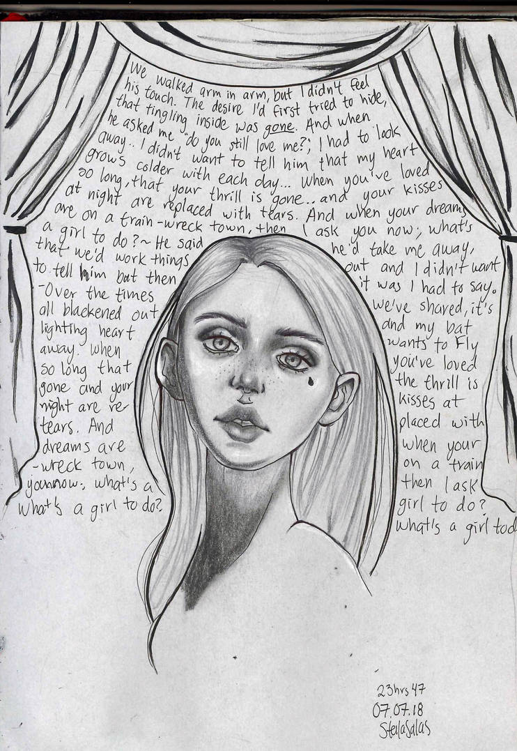 What's a girl to do by yo-sociopath