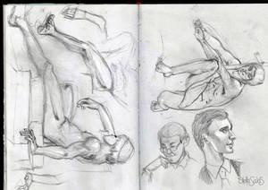 Sketchbook dump
