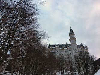 Schloss Neuschwanstein by yo-sociopath